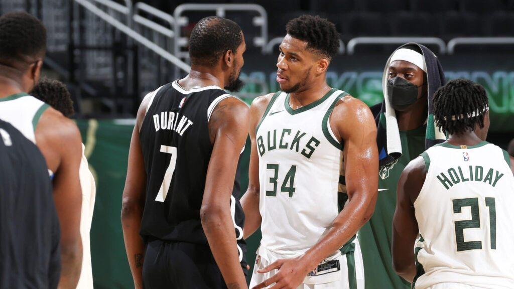 Nets vs. Bucks
