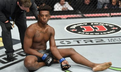 Paul Craig dislocates Jamahal Hill's arm for gruesome win to kick off UFC 263