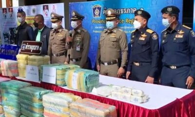 Police Arrest Drug Syndicate Traffickers and Seize 3.5 Million Meth Pills
