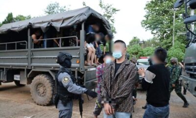 resort, Police Take Down Foreign Cryptocurrency Call Center in Northern Thailand