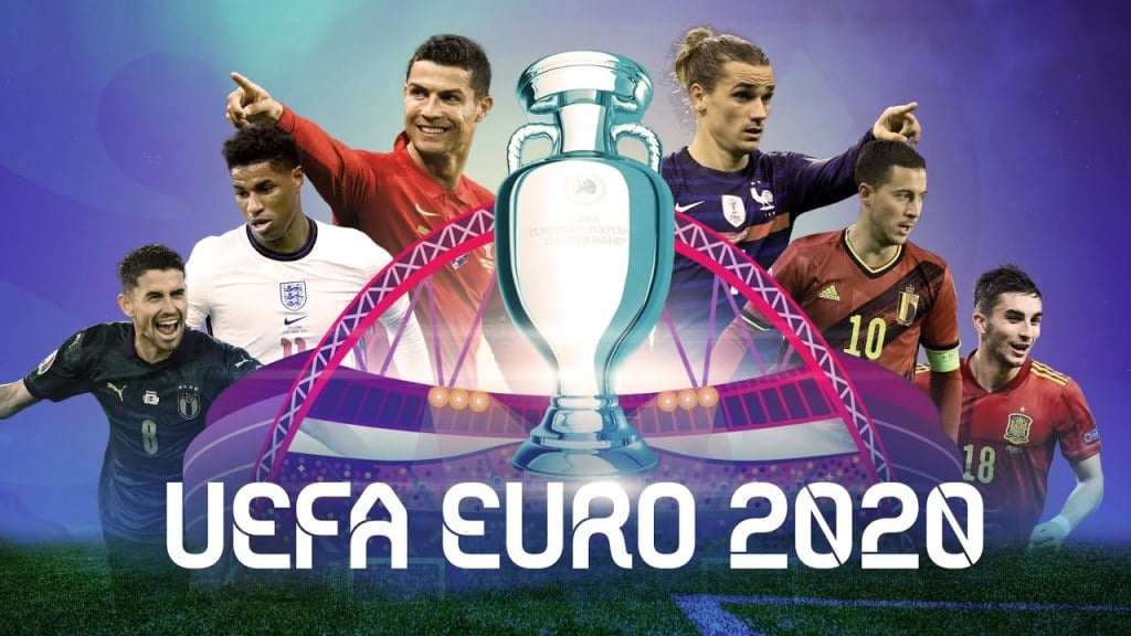 Football Review of the Best Players at UEFA EURO 2020 Who Play in Asia