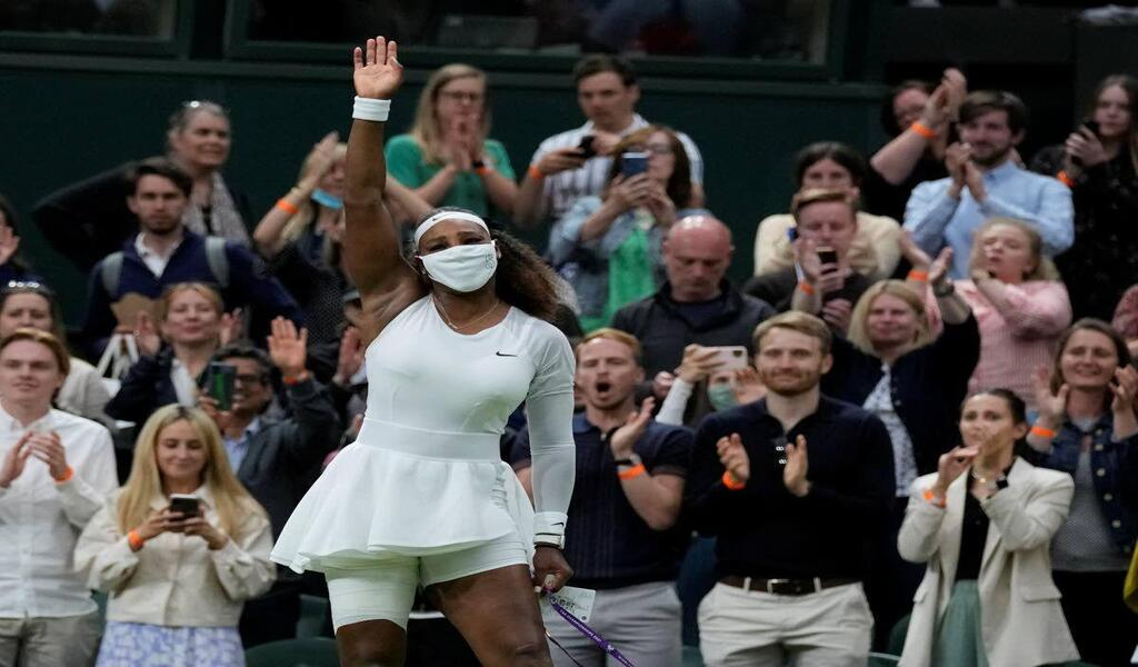 Sad Story: An injured Serena Williams Is Out of Wimbledon