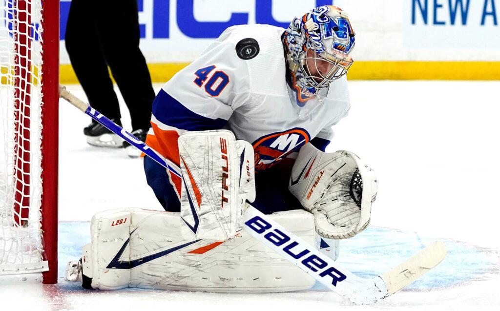 Semyon Varlamov's Heroic Night Not Enough For Islanders