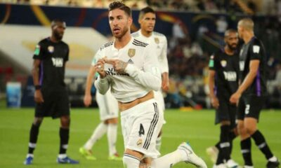 Sergio Ramos Leaving Real Madrid After 16 Years
