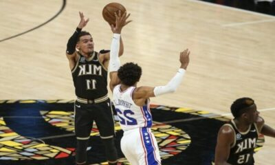 Sixers Head Home Attached 2-2 With Hawks After Tragic Game 4