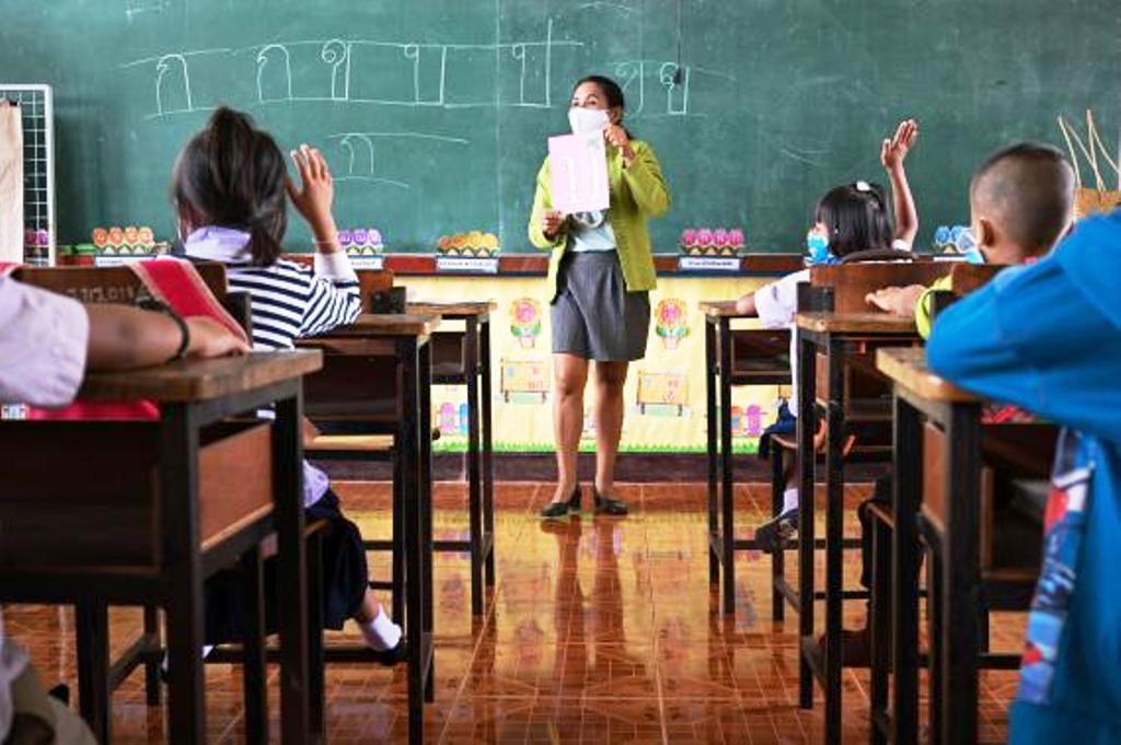 school, students, education, online learning