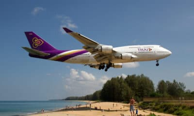 Thai Airways Announces Direct Flights From UK and Europe to Phuket