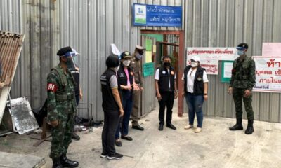 Thai Government Orders Army to Lockdown Construction Workers