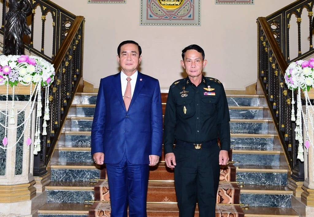 Thai Prime Ministers Brother Charged with Concealing Assets