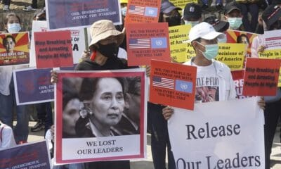 Thailand Abstains on UN Motion to Stop Flow of Arms to Myanmar