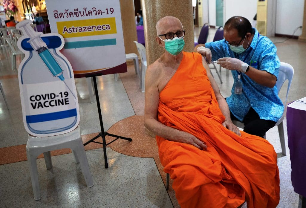 health, vaccine, Bangkok, Thailand's AstraZeneca Vaccine Rollout Plan Plagued by Shortages