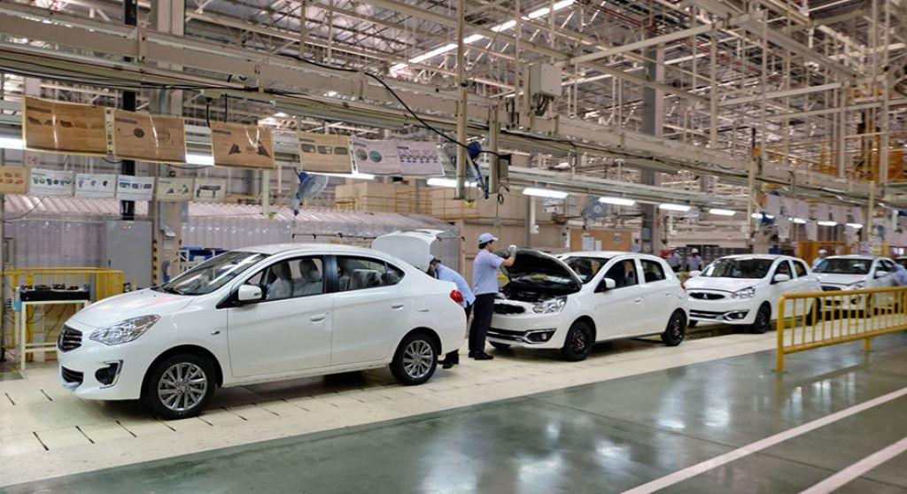 export auto sector, thailand, economy
