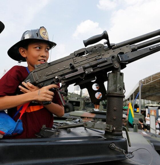 Thailand's Ongoing Battle With its Pervasive Gun Culture