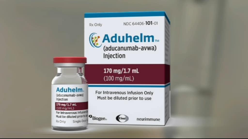 U.S. Regulators Approve Controversial New Alzheimer's Drug Aduhelm