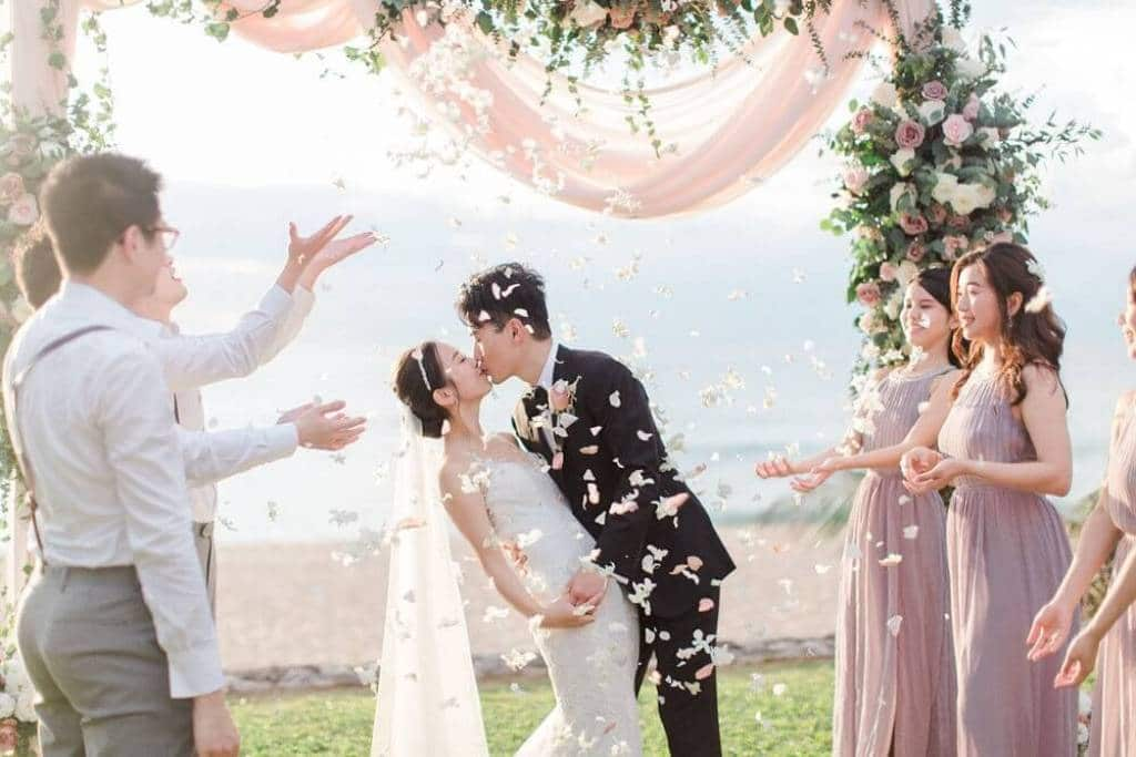 Bride, Vaccination-Era Sees a Boom For Luxury Wedding Planners