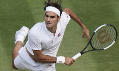WIMBLEDON 2021 TENNIS: ORDER OF PLAY DAY 2–ROGER FEDERER IN ACTION