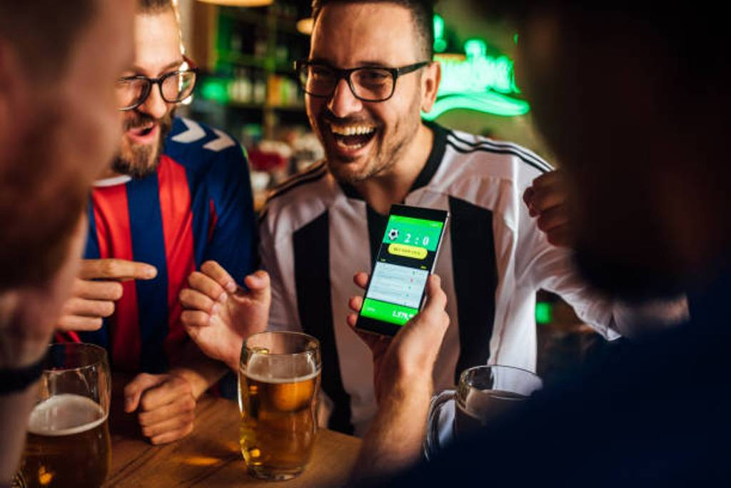 Win Big on Ufabet While Sitting in the Bar Watching the Game live