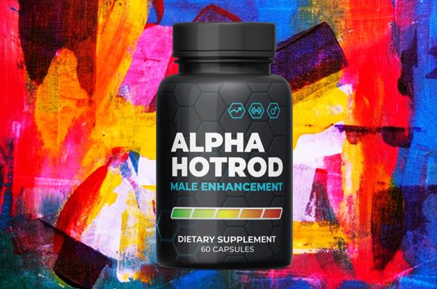 Alpha Hotrod Pills Reviews 2021-How Does Alpha Hot Rod Work?