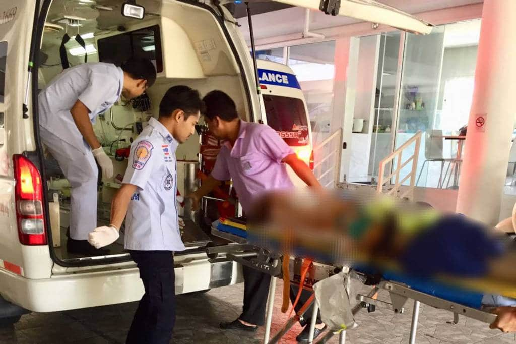 Wealth Businessman and Wife Found Dead in Koh Tao Resort Pool