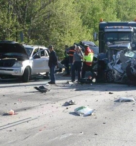 Determining Who is at Fault in a Tragic Truck Accident