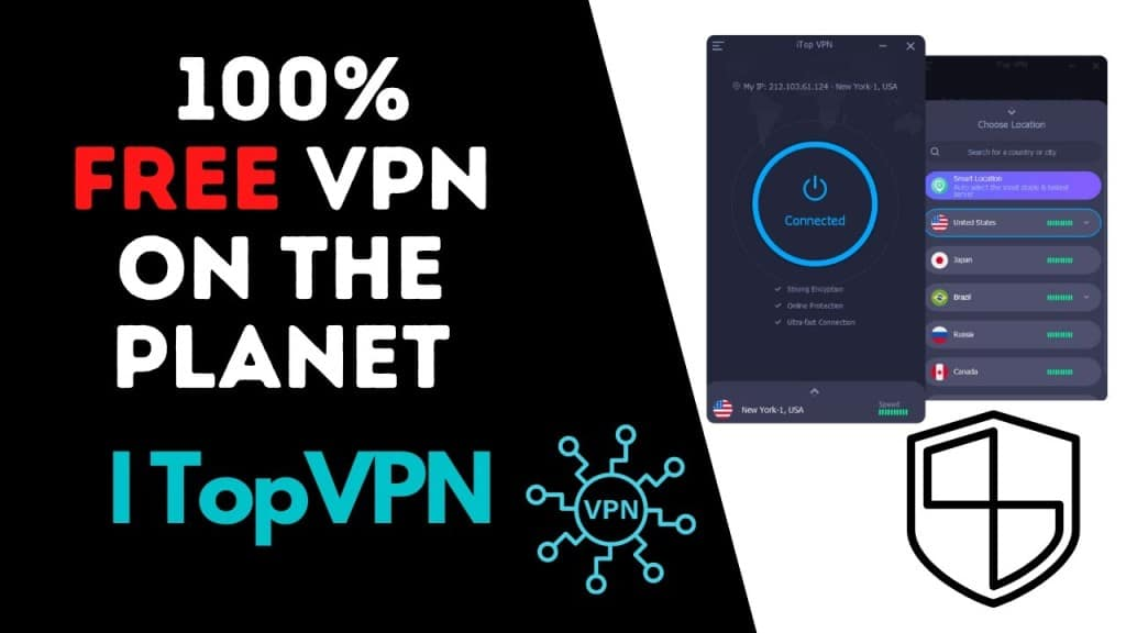 network, iTop VPN For Windows: Why You Should Choose it to Protect Your IP