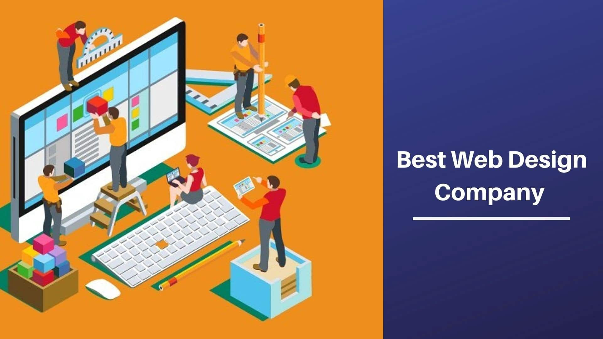 What You Must Look for When Choosing Website Design Company