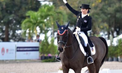 Thai Equestrian Team Prepares For First Olympic Games