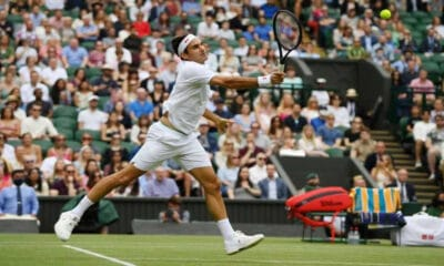 39-Year-Old Roger Federer Moves Into 2nd Week At Wimbledon: 'I Hope There's A Little Bit Left In Me'