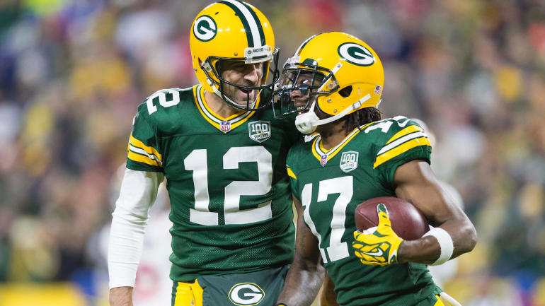 Aaron Rodgers and Davante Adams Hint at Playing One Last Season In Green Bay in Cryptic Instagram Posts