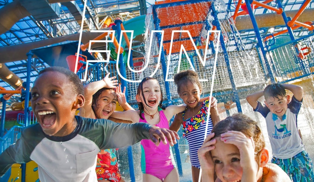 """Amusement Park Aquatic Structures That'll Make You Go """"Splash!"""""""