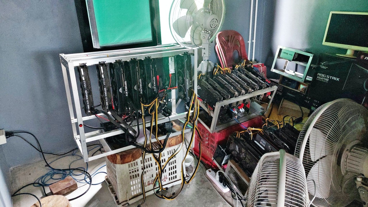 Bitcoin Miner Killed After Computer Explodes and Electrocutes Him