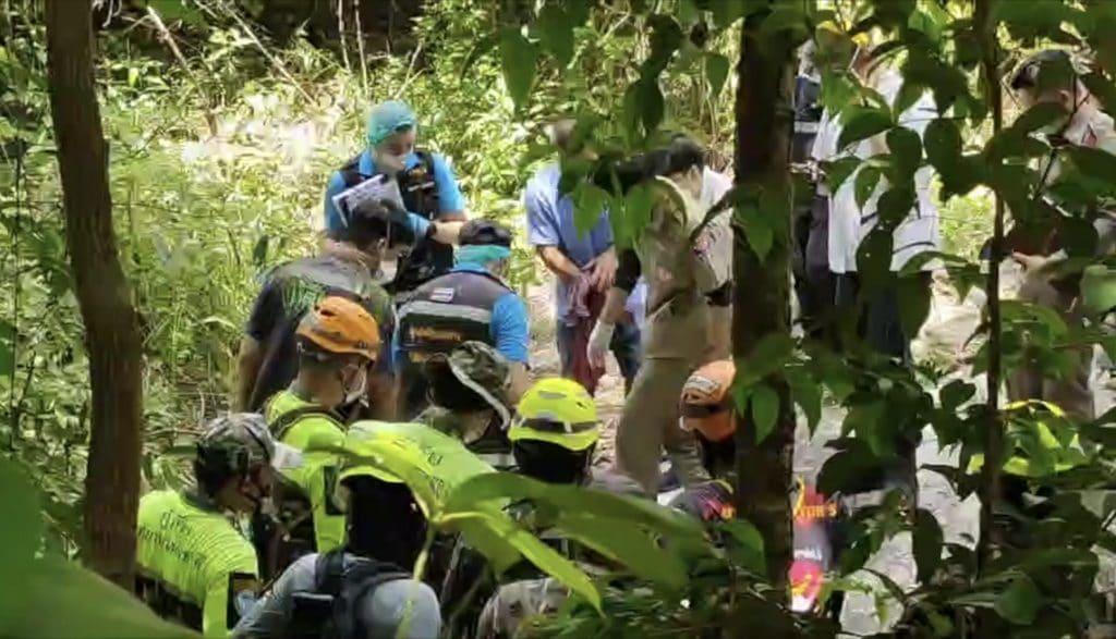 police, Body of Missing University Student Found on Doi Suthep