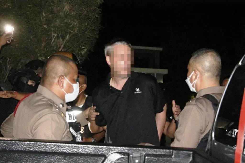 British Expat Arrested by 50 Police Officers for Firing Shotgun