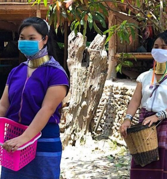 Chiang Mai Reports Hundreds of Myanmar Migrants Infected with COVID