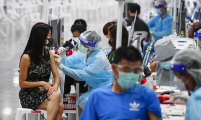 China, Sinovac Vaccine, Fails to Protect Hundreds of Medical Workers