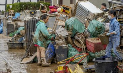 Death Toll Tops 160 in Western Europe From Severe Flooding