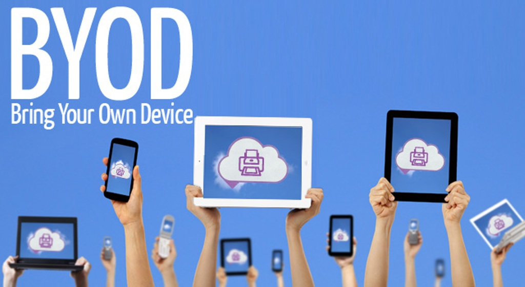 Don't Go BYOD Without Doing These Five Things First