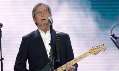 Eric Clapton Refuses to Play Venues Requiring Vaccines for Concertgoers
