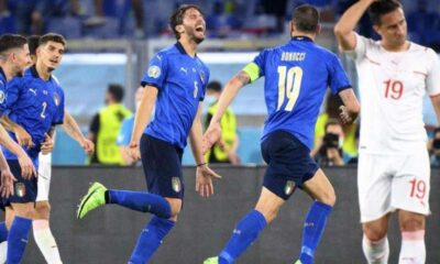 Euro 2020: The Pivotal Matches on Italy's Journey to the Final