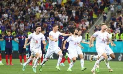 Euro 2021 Moves into Quarterfinals with Spain and Switzerland