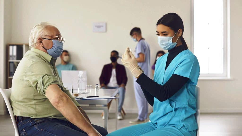 Expats Hopes of Getting Vaccination Vanishes Within Hours