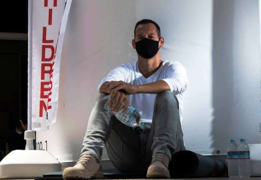 Frenchman Goes on Hunger Strike in a Bid to See his Abducted Children
