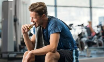 Protein, bars,Why Exercise and Nutrition are Important for a Healthier You