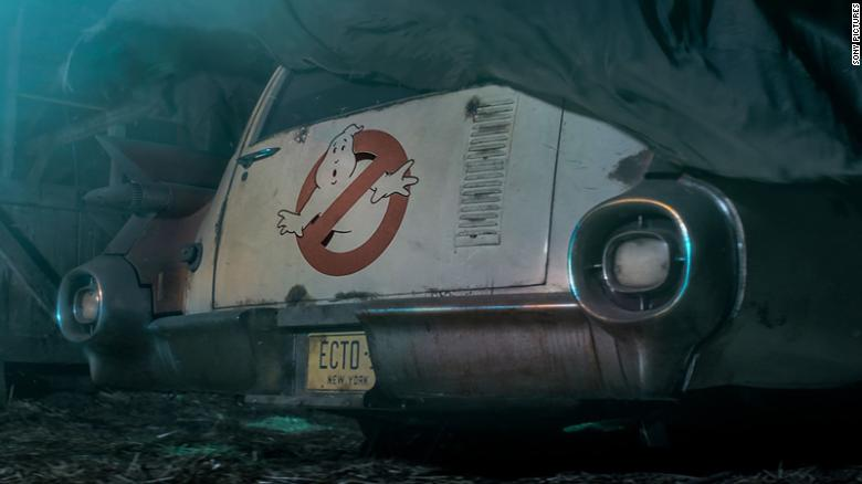 'Ghostbusters- Afterlife' Trailer- There's Something Strange in the Neighborhood