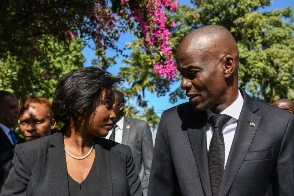 Foreign Gunmen Have Assassinated the Haiti President Jovenel Moise and His Wife