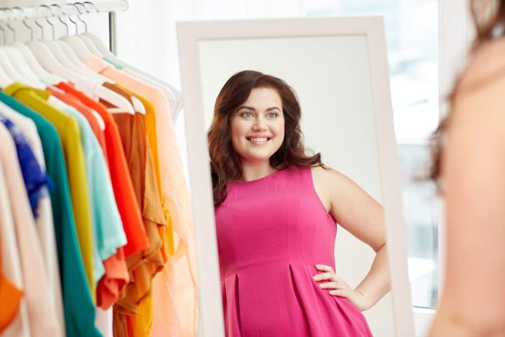 Body, How To Dress Properly When You're An Overweight Woman