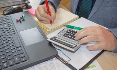 How to Convert the Answer to Standard Form Using a Calculator