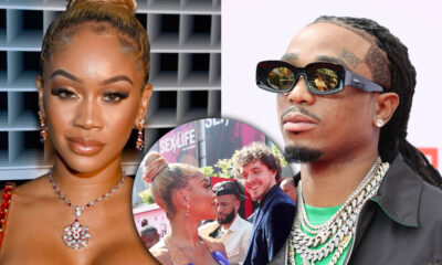 Jack Harlow and Saweetie's BET Awards Interaction Sparks Wave of Memes