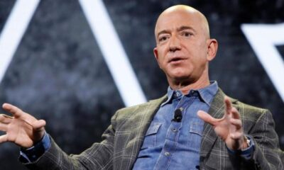 Jeff Bezos Is Stepping Down As Amazon CEO. He'll Still Have Huge Power At The Company