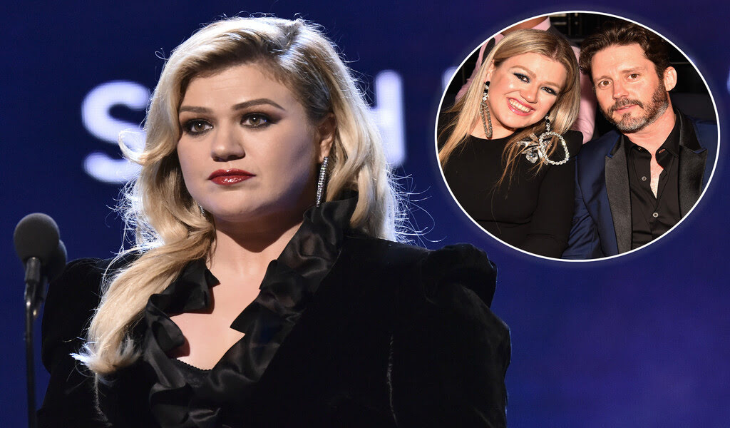 Kelly Clarkson to Pay Brandon Blackstock $200K in Monthly Support